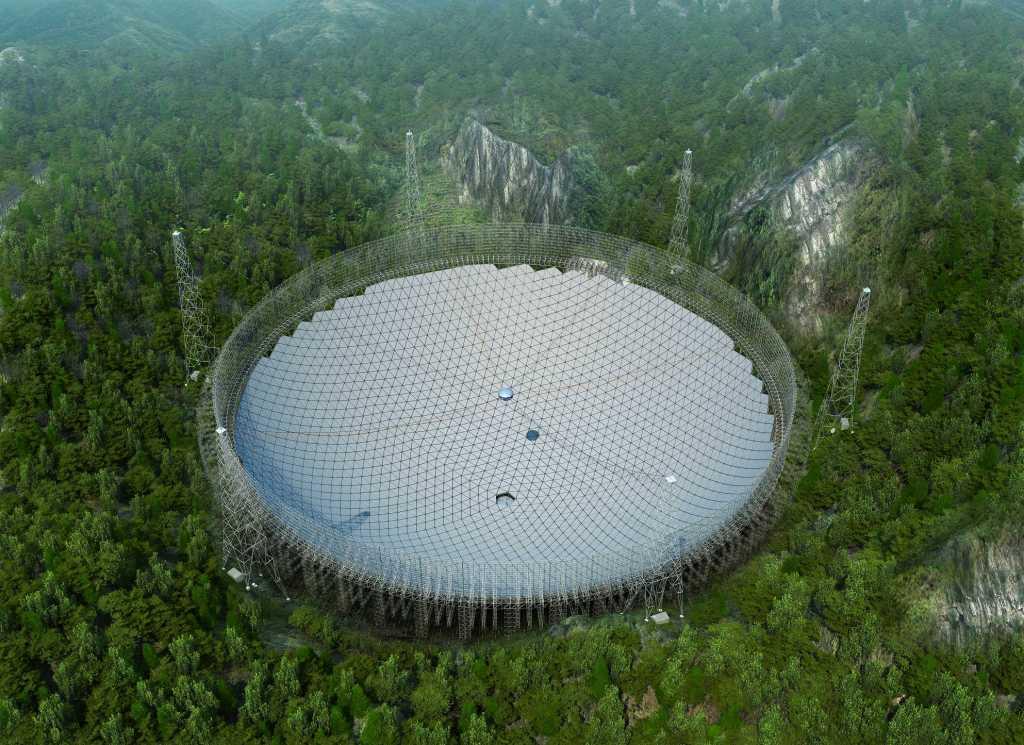China's FAST Telescope