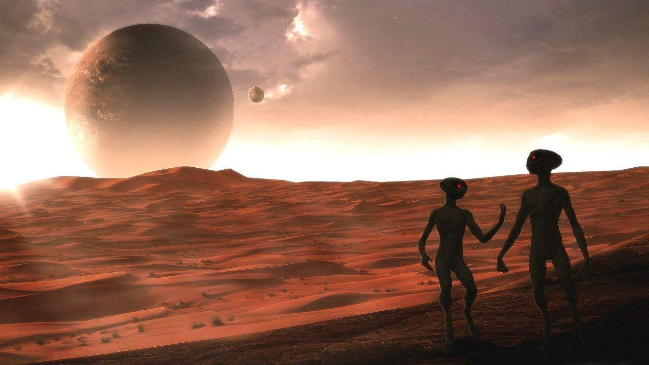 Martian channels