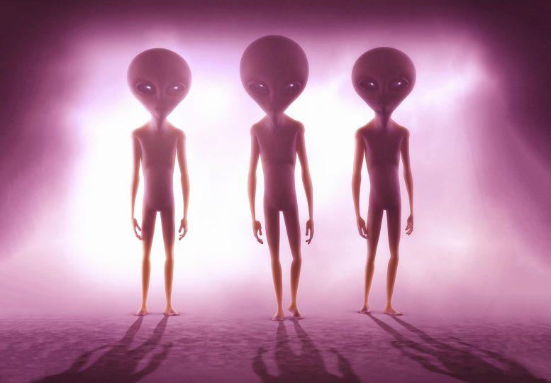Do aliens live among us?
