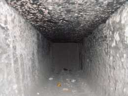 Secret chamber inside the Great Pyramid of Giza