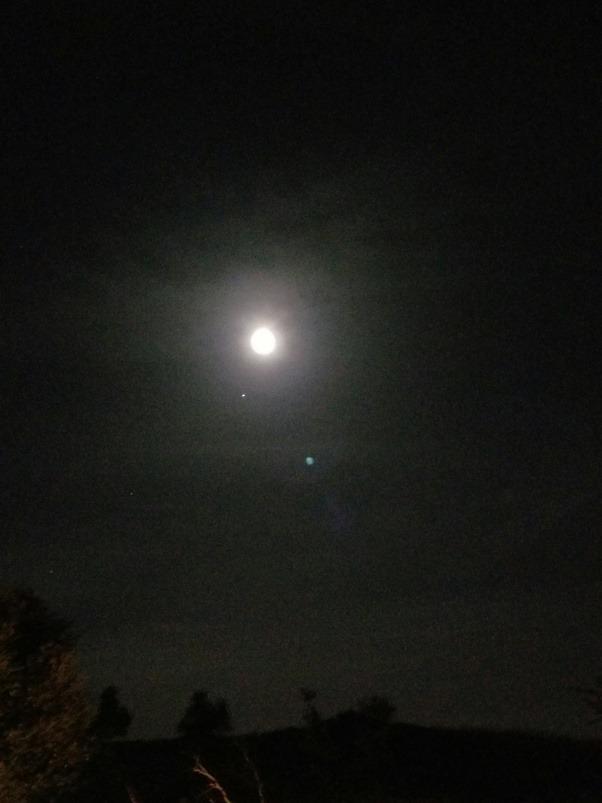 Stars Not Visible