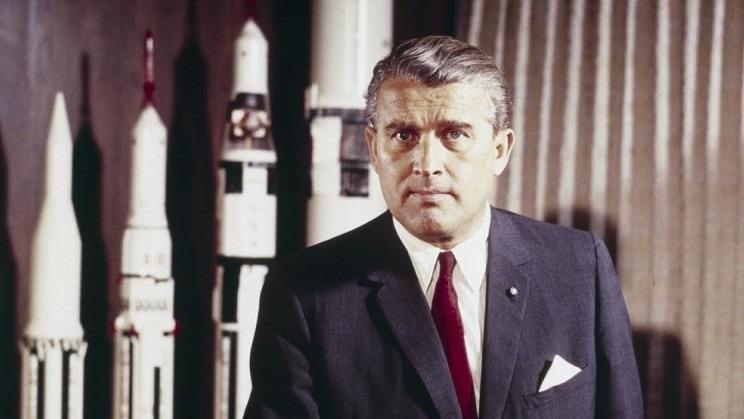 Wernher von Braun Predicted A War Between Humans & Aliens