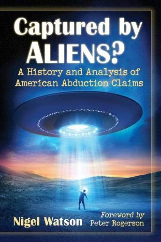 Cover page of Captured by Aliens