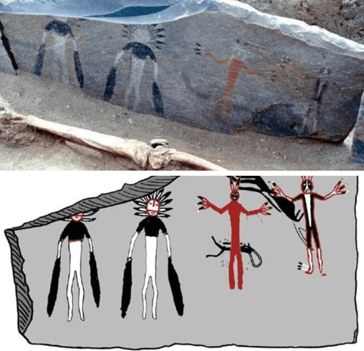 ancient aliens figures