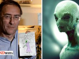 Simon Parkes alien contactee
