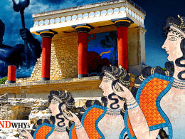 Atlantis and Minoan
