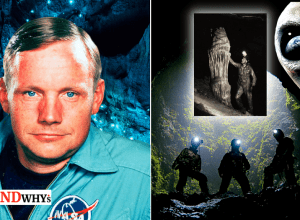 neil armstrong Tayos cave