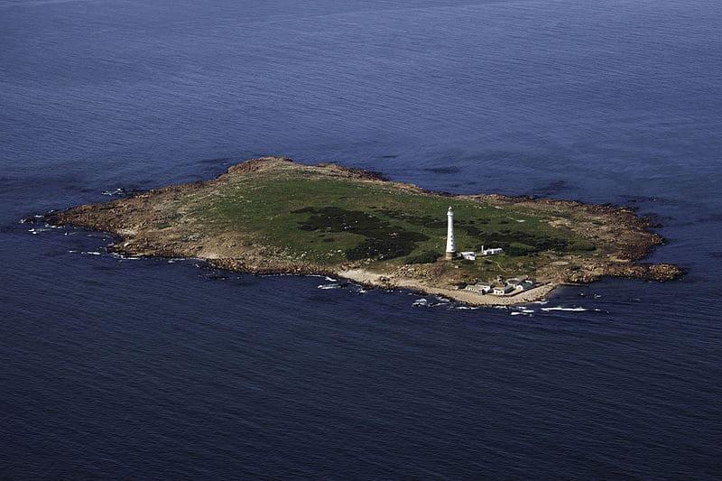 Isla de Lobos Lighthouse UFO sighting