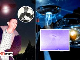 Ohio Policeman Dale Spaur UFO sighting