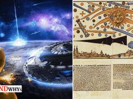 Nuremberg UFO Sighting 1561