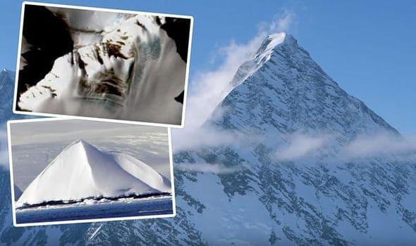 antartica pyramid