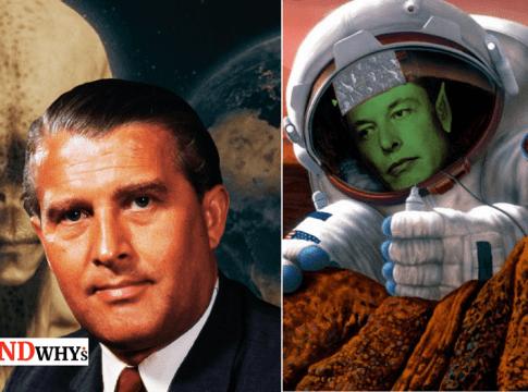 Mars project by Werhner von Braun and his prediction about Elon